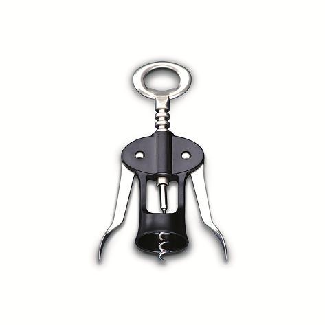 Saca-Rolhas Preto Acessórios de Vinho Brinox - 2310/315