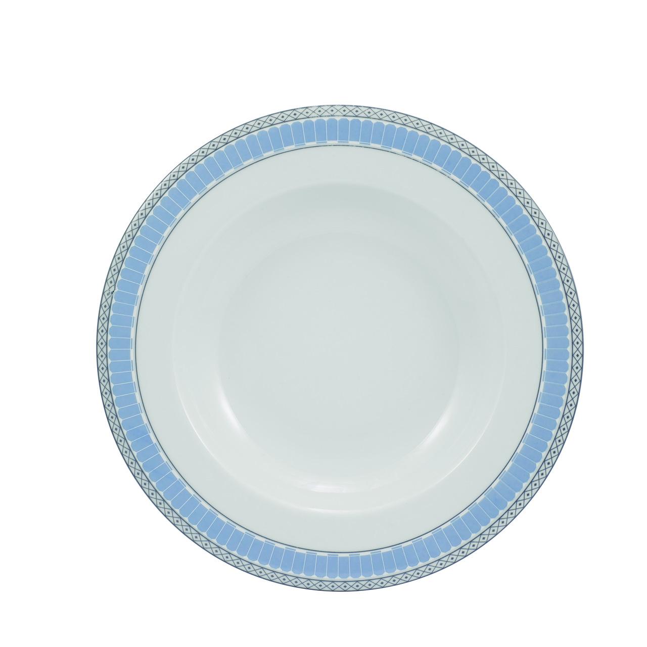 Serviço De Jantar E Chá Em Porcelana 20 Peças - Diva Schmidt