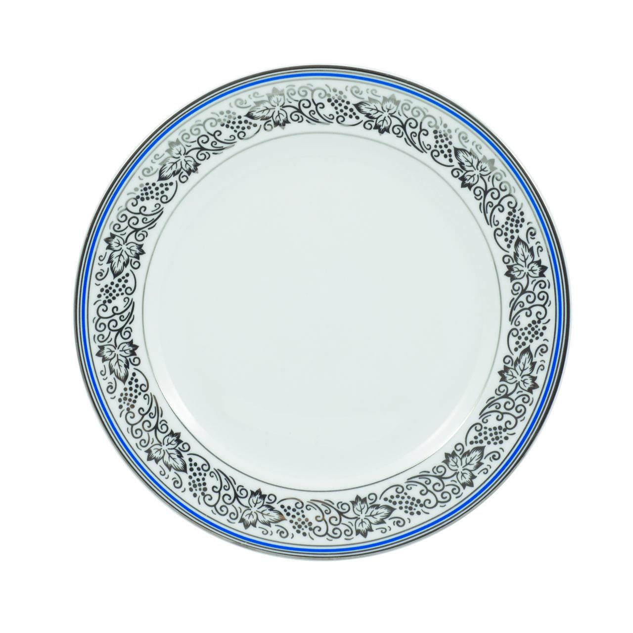 Serviço De Jantar E Chá Em Porcelana 42 Peças - Julia Schmidt