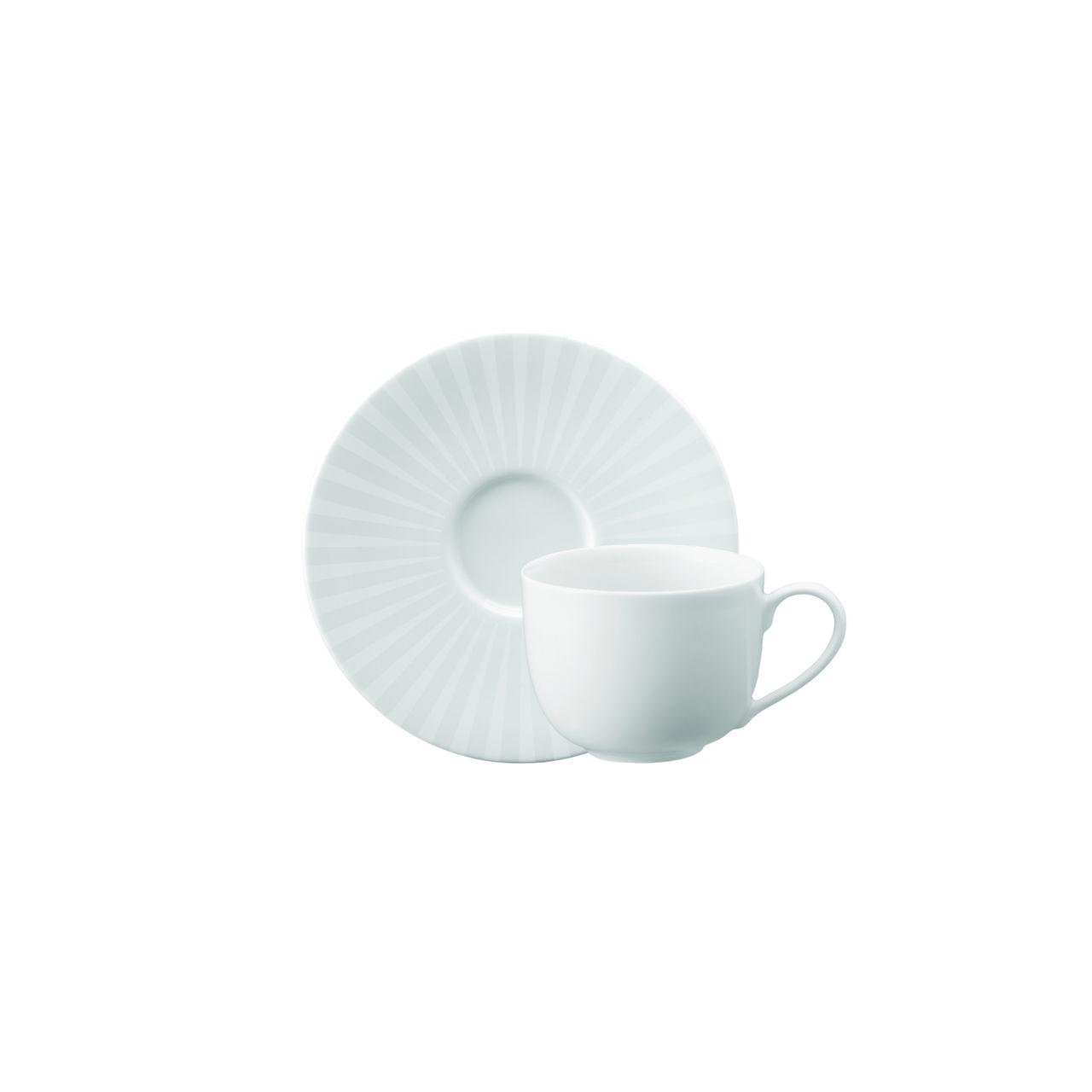 Serviço De Jantar Chá e Café Em Porcelana 42 Peças - Sol Schmidt