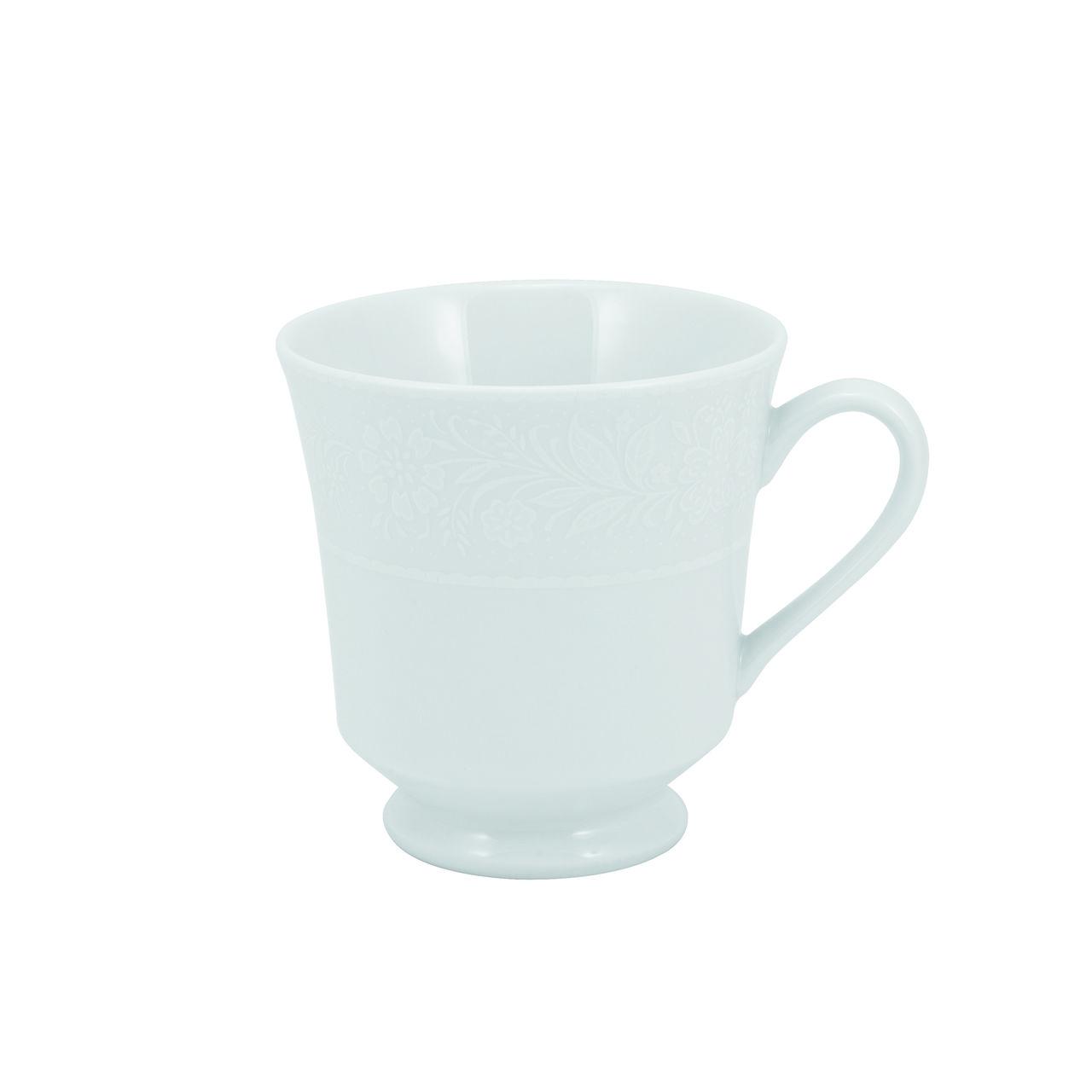 Serviço De Jantar E Chá Em Porcelana 30 Peças - Noiva Schmidt