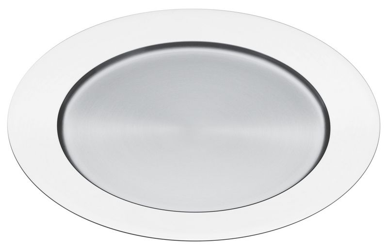 Sousplat Aço Inox 31,4cm Cosmos Tramontina - 61210/300