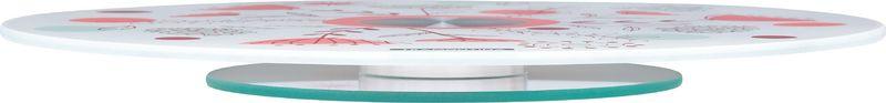 Suporte Para Bolo de Vidro 30cm Glass Tramontina - 10399/057