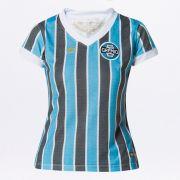 6eaa95e1e5 Camisa Feminina Umbro Grêmio Retro 1983