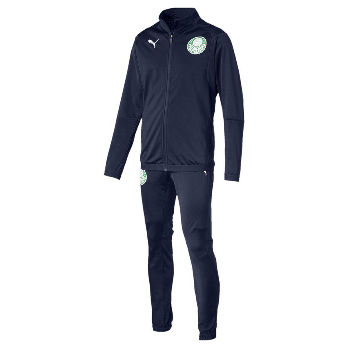 Agasalho Palmeiras Masculino Puma Poly Suit