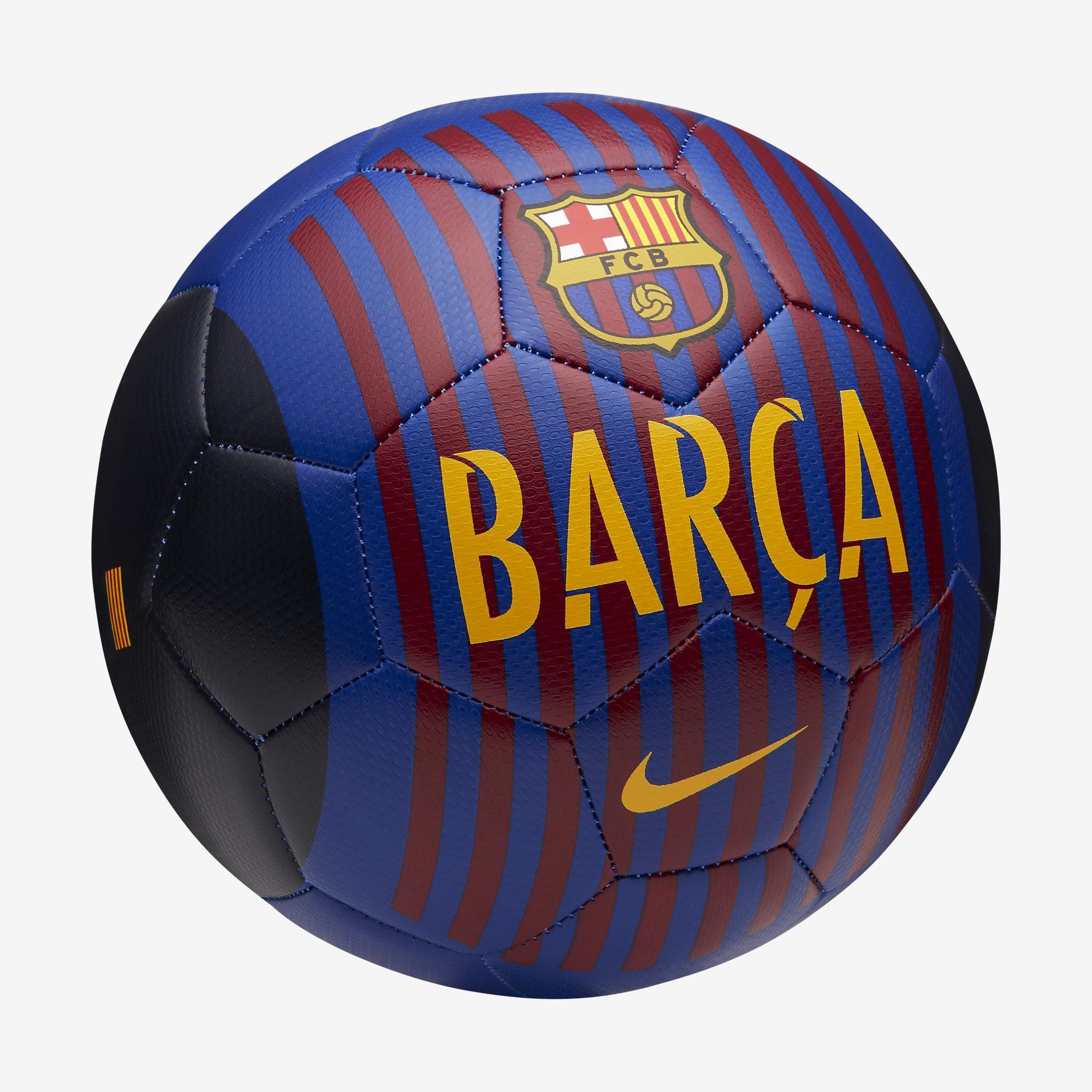 074128539 Bola de Campo Nike Fc Barcelona Prestige - BRACIA SHOP  Loja de ...