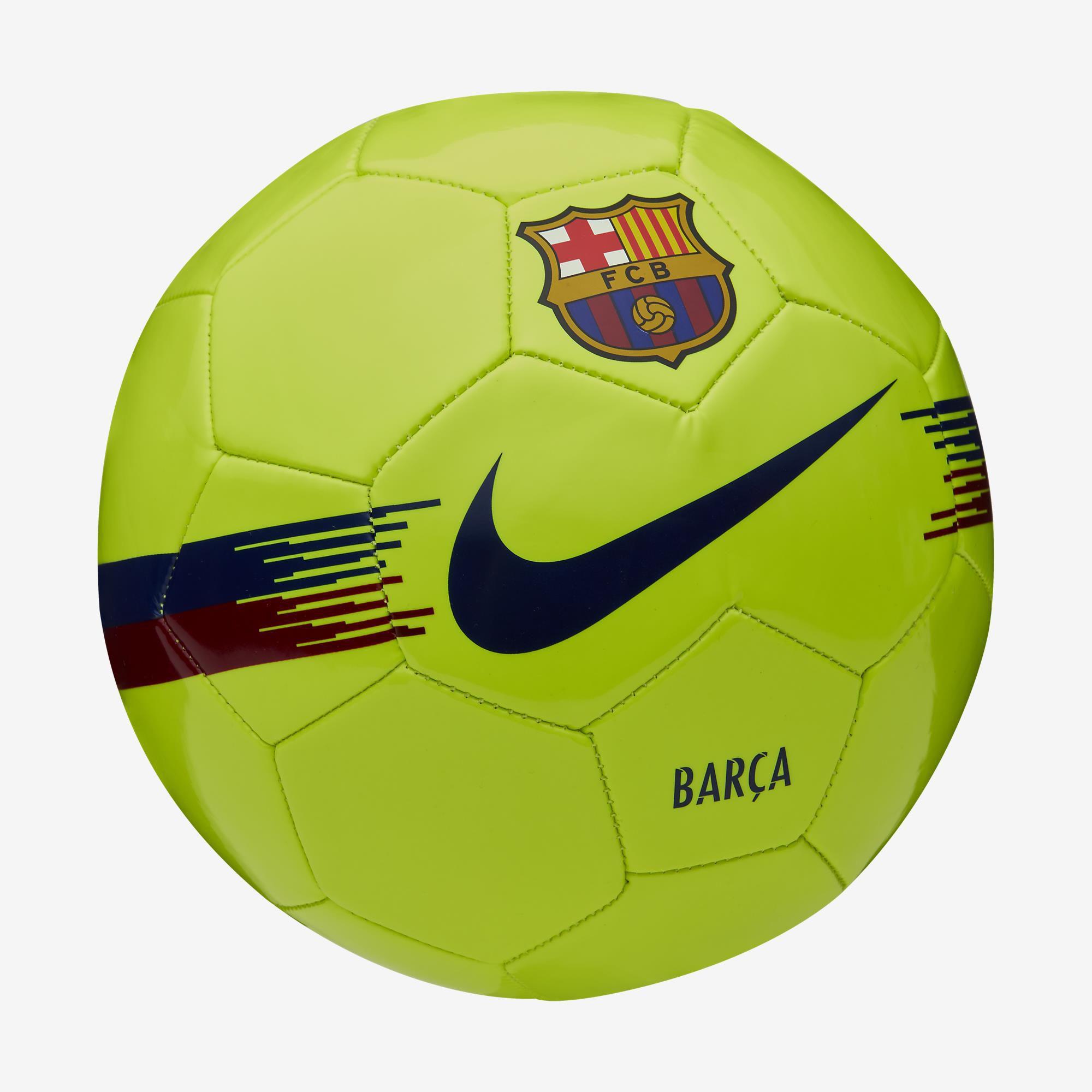 Bola de Futebol de Campo Nike Fcb Sprts - BRACIA SHOP  Loja de ... 1d95277ed42f2