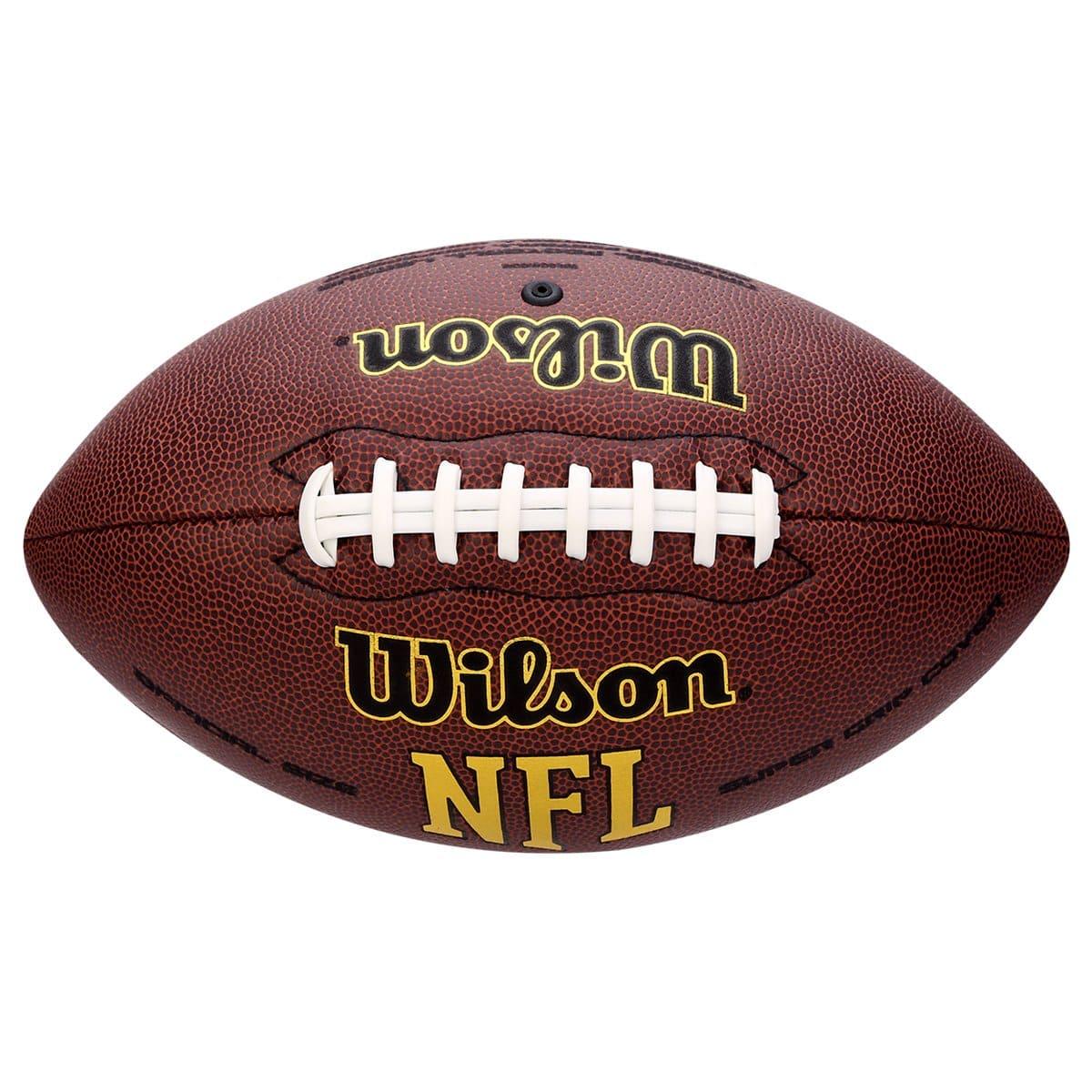Bola Futebol Americano Wilson NFL Super Grip