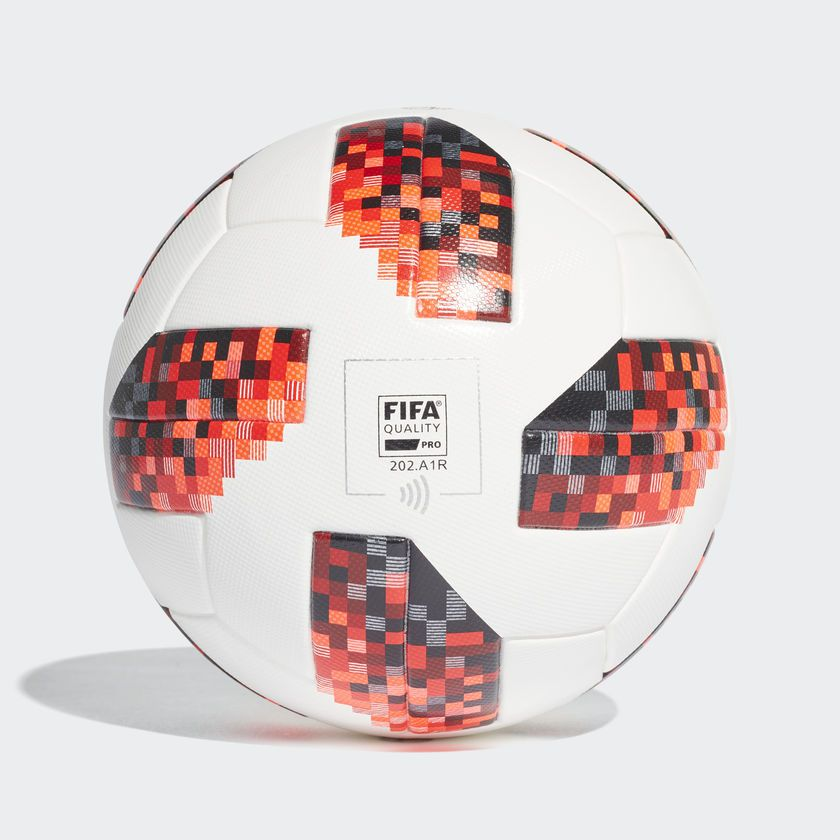 39e735974 Bola Telstar 18 Campo- Copa do Mundo Russia Chip Nfc Oficial ...