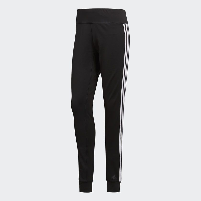 Calça Feminina Adidas D2m Cuff 3s