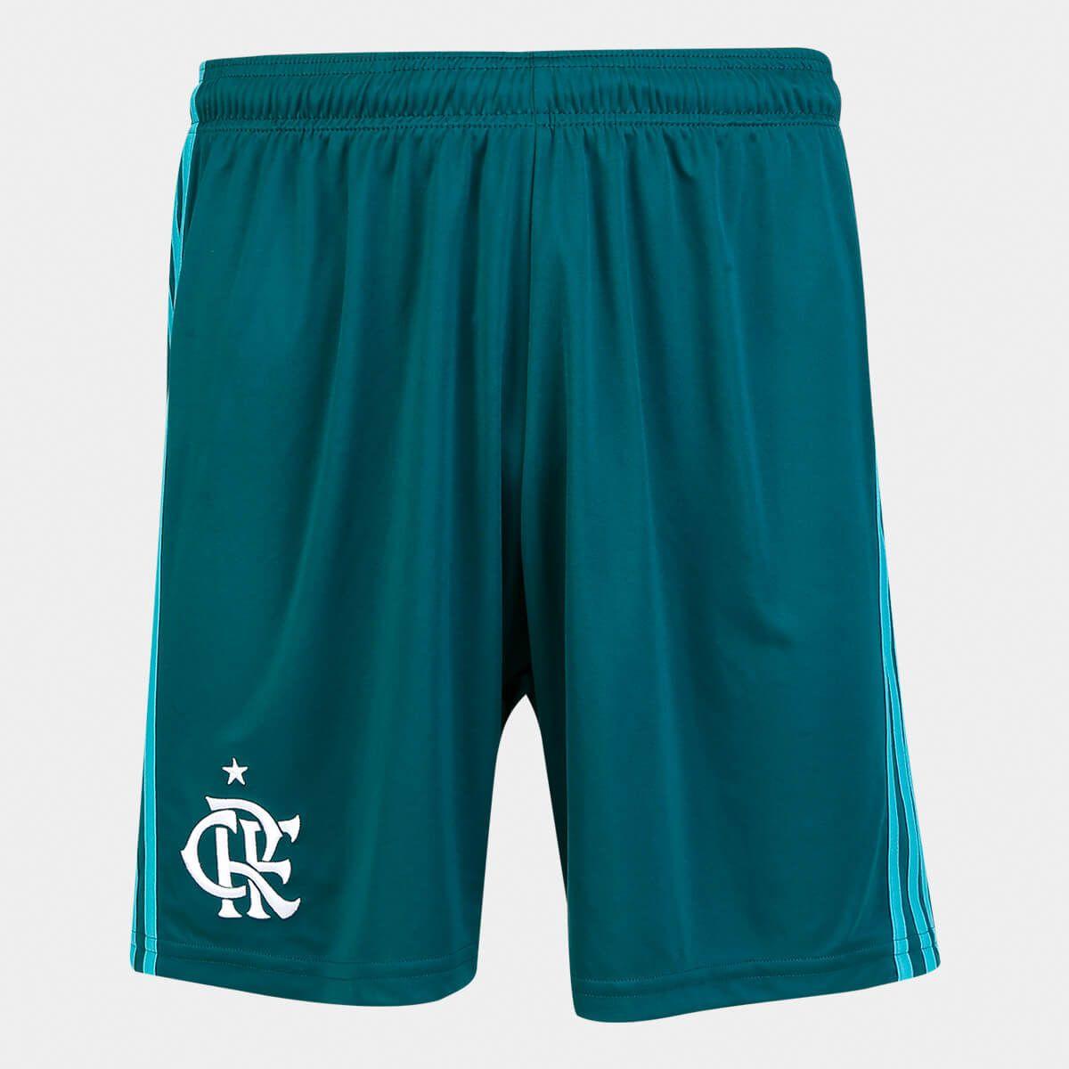 Calção Masculino Adidas Goleiro Flamengo
