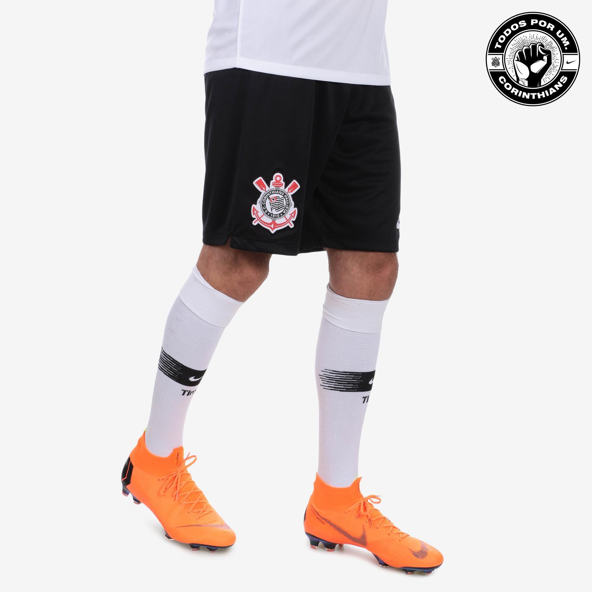 Calção Masculino Nike Sccp Stad Corinthians - BRACIA SHOP  Loja de ... d638b40fc2a8f