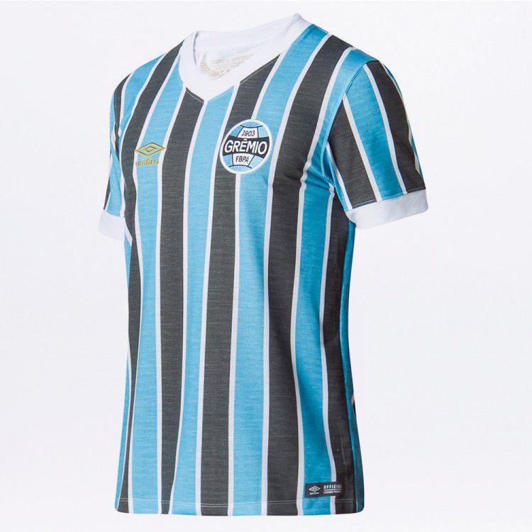 Camisa Grêmio Retrô 1983 Umbro Torcedor - BRACIA SHOP  Loja de ... e7894bea0bef1