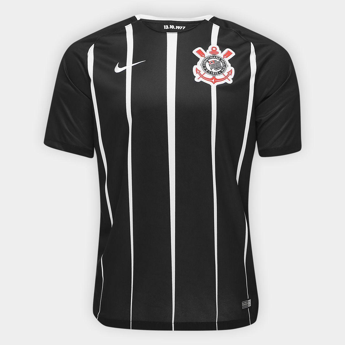 Camisa Infantil Corinthians Torcedor Oficial