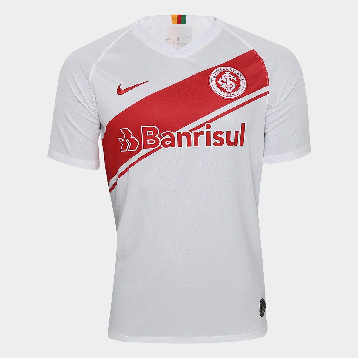 Camisa Internacional II 19/20 s/nº Torcedor Nike Masculina
