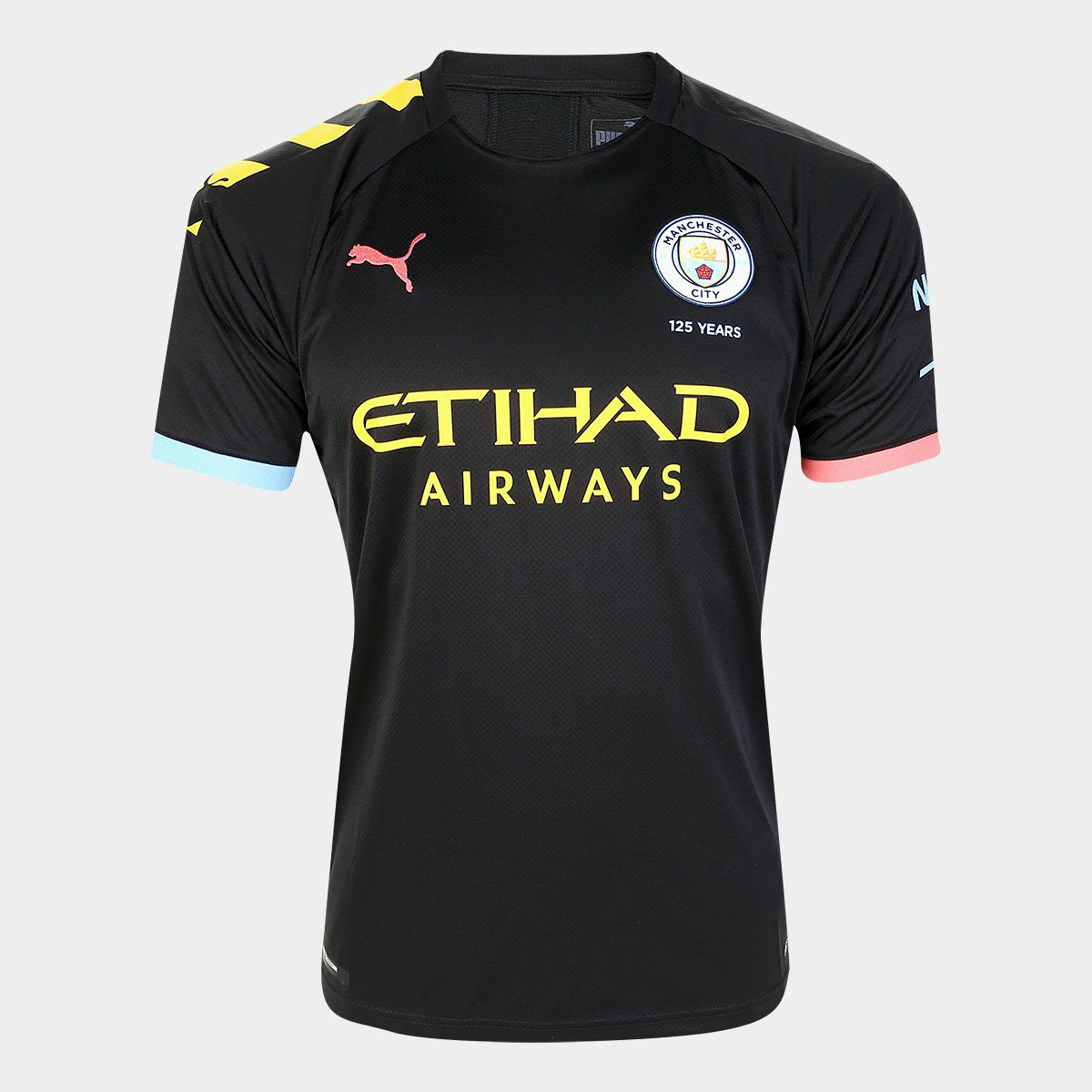 Camisa Manchester City Away 19/20 s/n° - Torcedor Puma