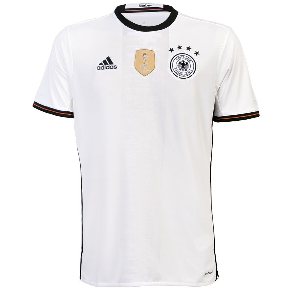 Camisa Masculina Adidas Alemanha I 2016