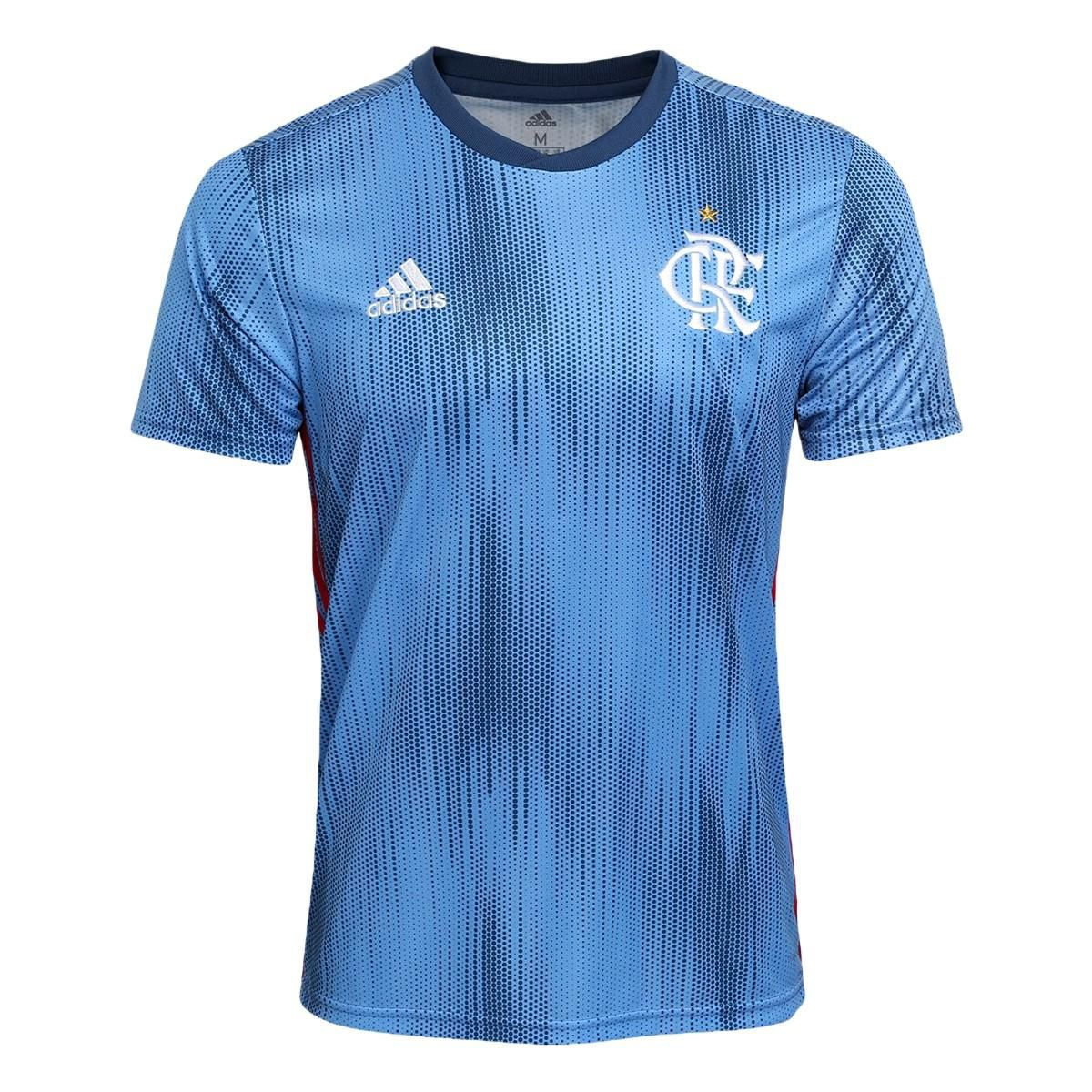 ca49e9fb5bf32 Camisa Masculina Adidas Flamengo Crf 3 Jsy - BRACIA SHOP  Loja de ...