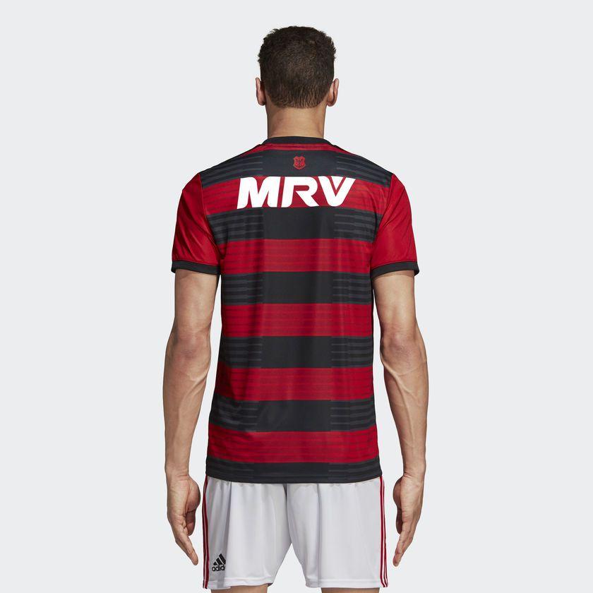 b2c3a879a4 Camisa Masculina Adidas Flamengo i Oficial - BRACIA SHOP: Loja de ...