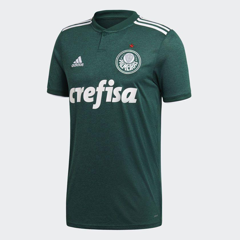 4b2411b8f65cb Camisa Masculina Adidas Palmeiras i Oficial - BRACIA SHOP  Loja de ...