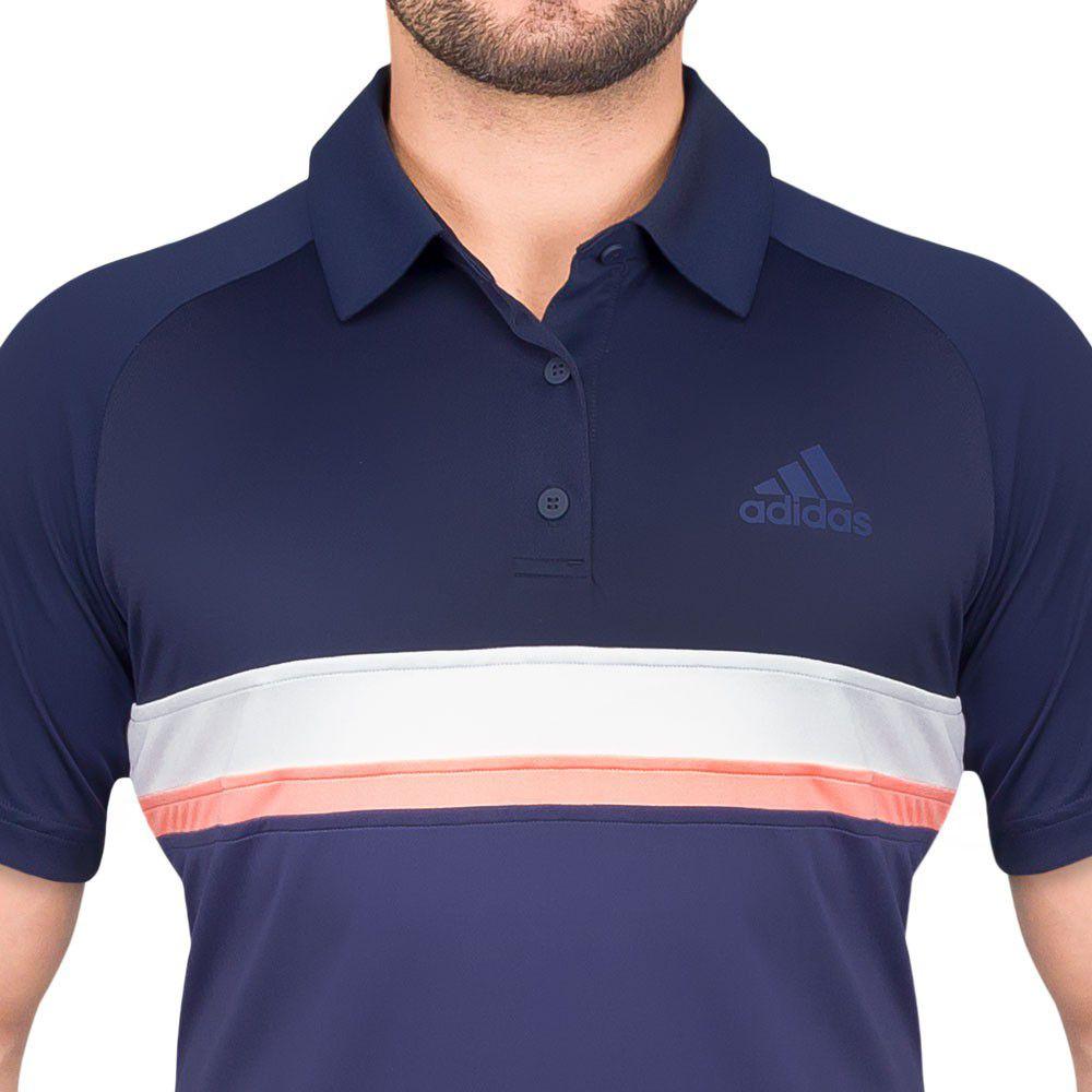 Camisa Masculina Adidas Polo Club
