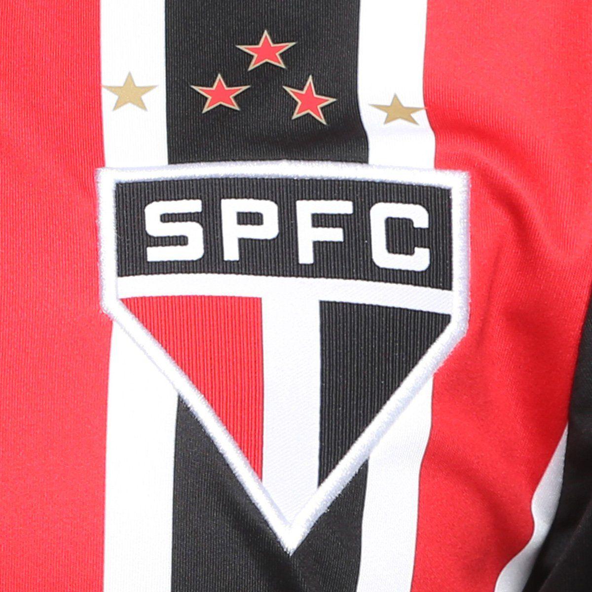e51a9698f Camisa Masculina Adidas São Paulo II 2018 s n° Torcedor - BRACIA ...