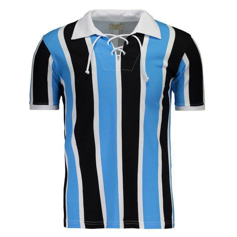 Camisa Masculina Retromania Tricolor Rs 1929
