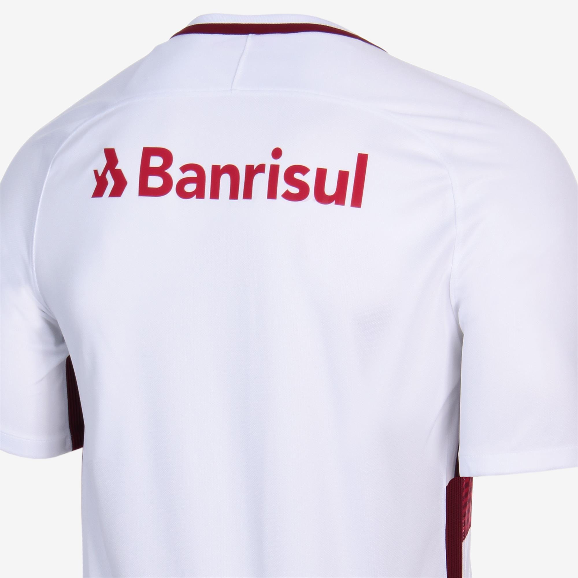 Camisa Nike Internacional Ii 17 18 S n° Torcedor - BRACIA SHOP  Loja ... 810501e8af630