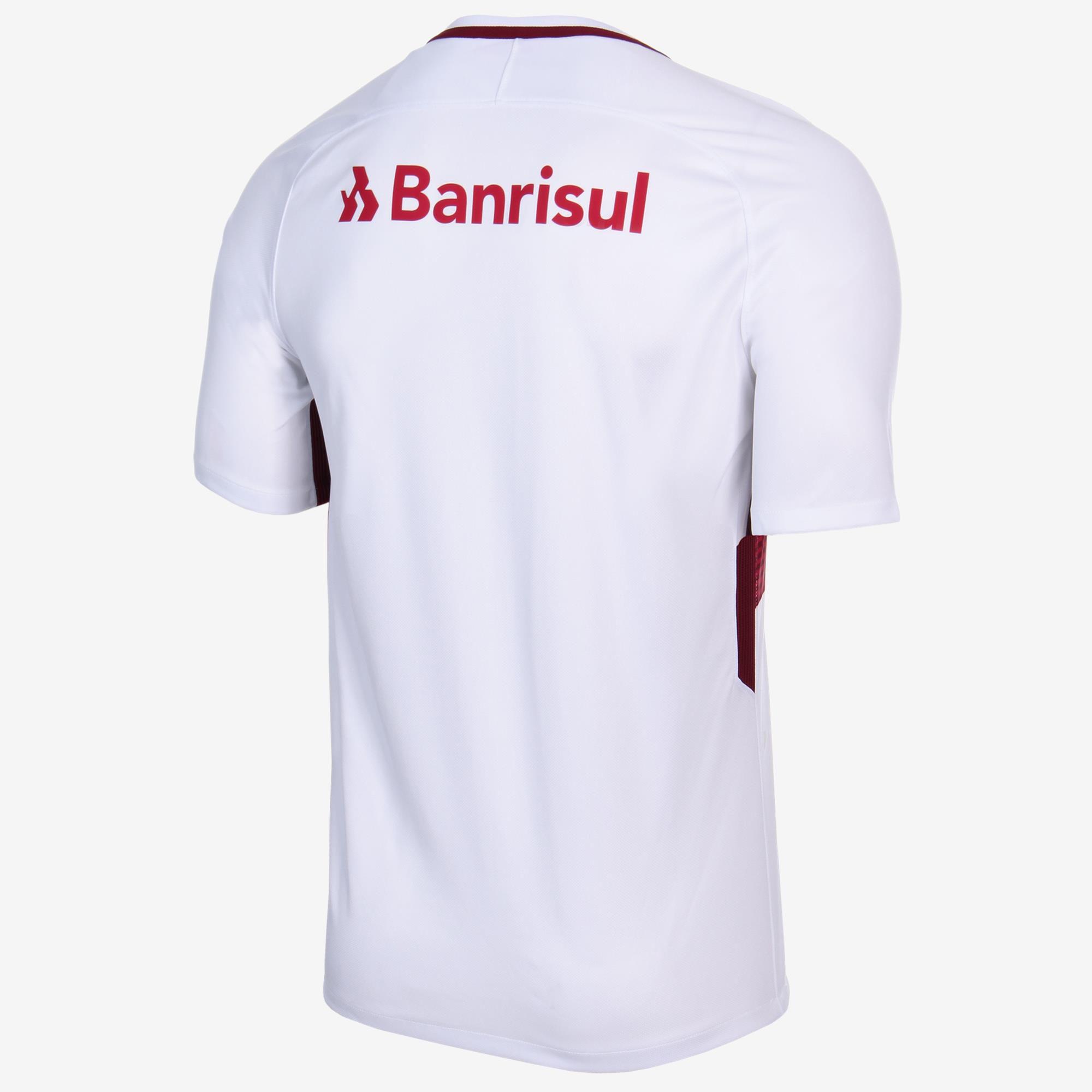 1750b05c54 Camisa Nike Internacional Ii 17 18 S n° Torcedor - BRACIA SHOP  Loja ...