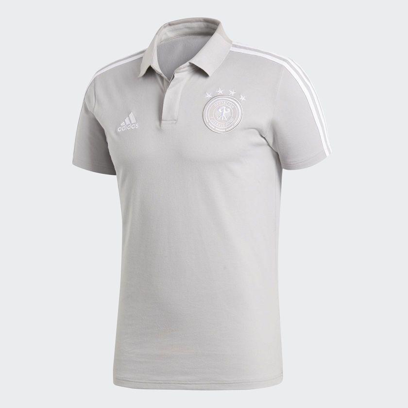 7fcf8e2787 Camisa Polo Adidas Alemanha Masculina - BRACIA SHOP  Loja de Roupas ...