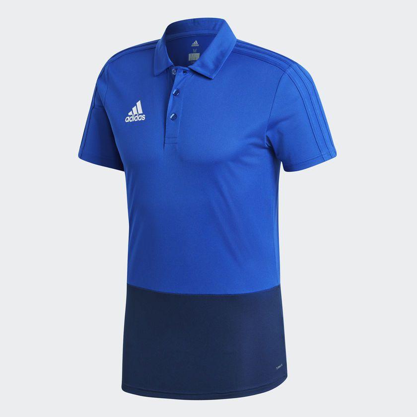 Camisa Polo Masculina Adidas Condivo 18