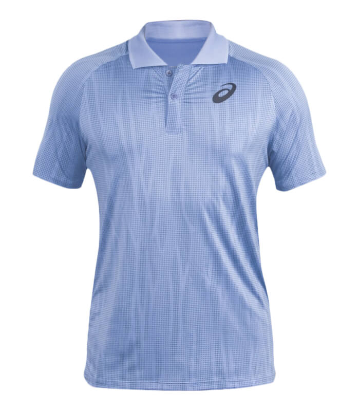 Camisa Polo Masculina Asics m Tennis Challenger