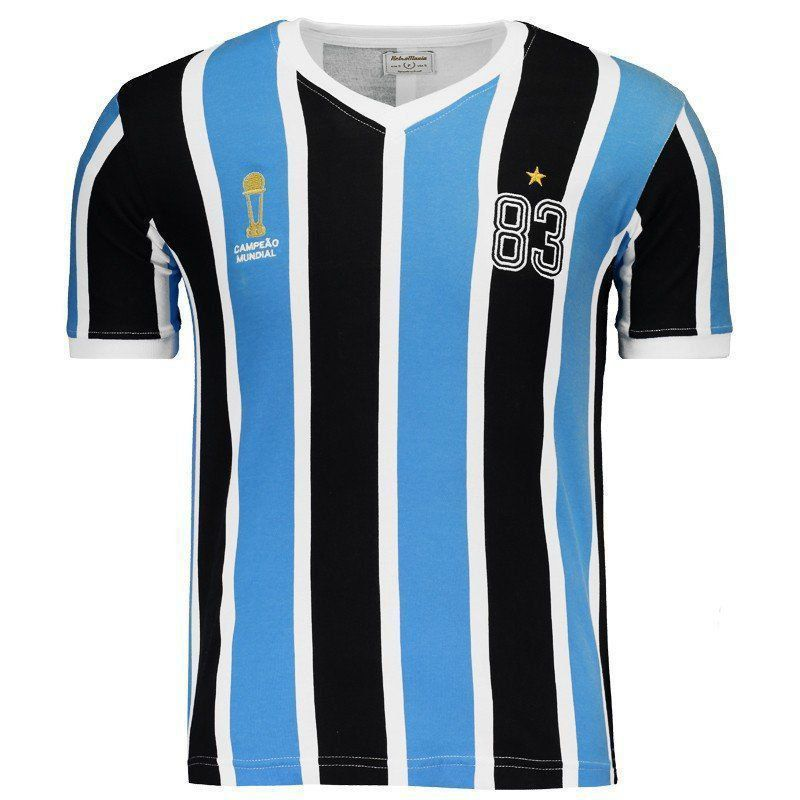 Camisa Retromania Tricolor Rs 1983