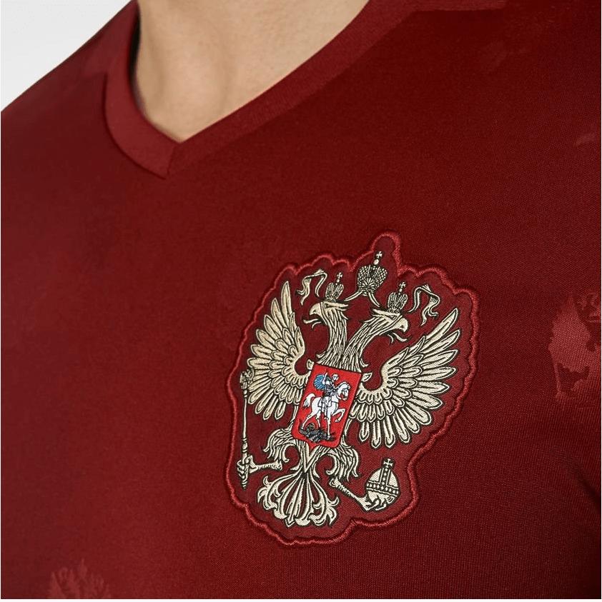 8f47447226 ... Camisa Russia Seleção Adidas Oficial Jogo Aa0353 Euro Copa 2016 Vermelha  ...