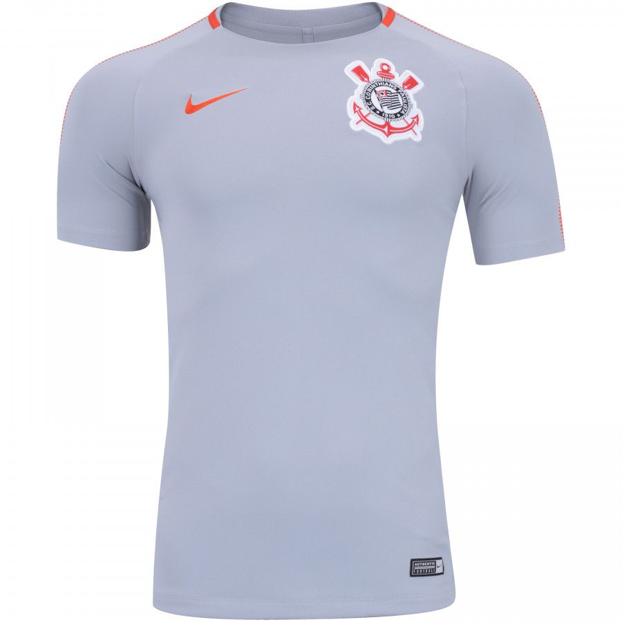 cb5870aac0 Camisa Treino Masculina Corinthians Nike Sccp Sqd - BRACIA SHOP ...