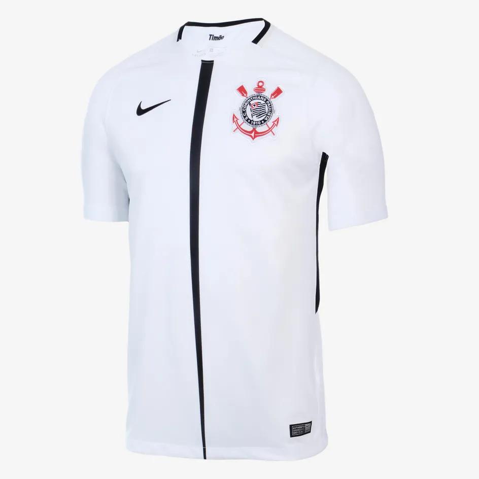 Camiseta Corinthians Stadium 2017/18 S.C Masculina