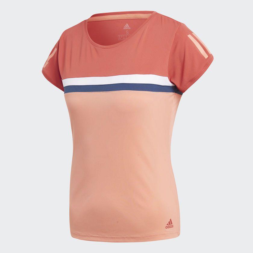 Camiseta de feminina Adidas Club