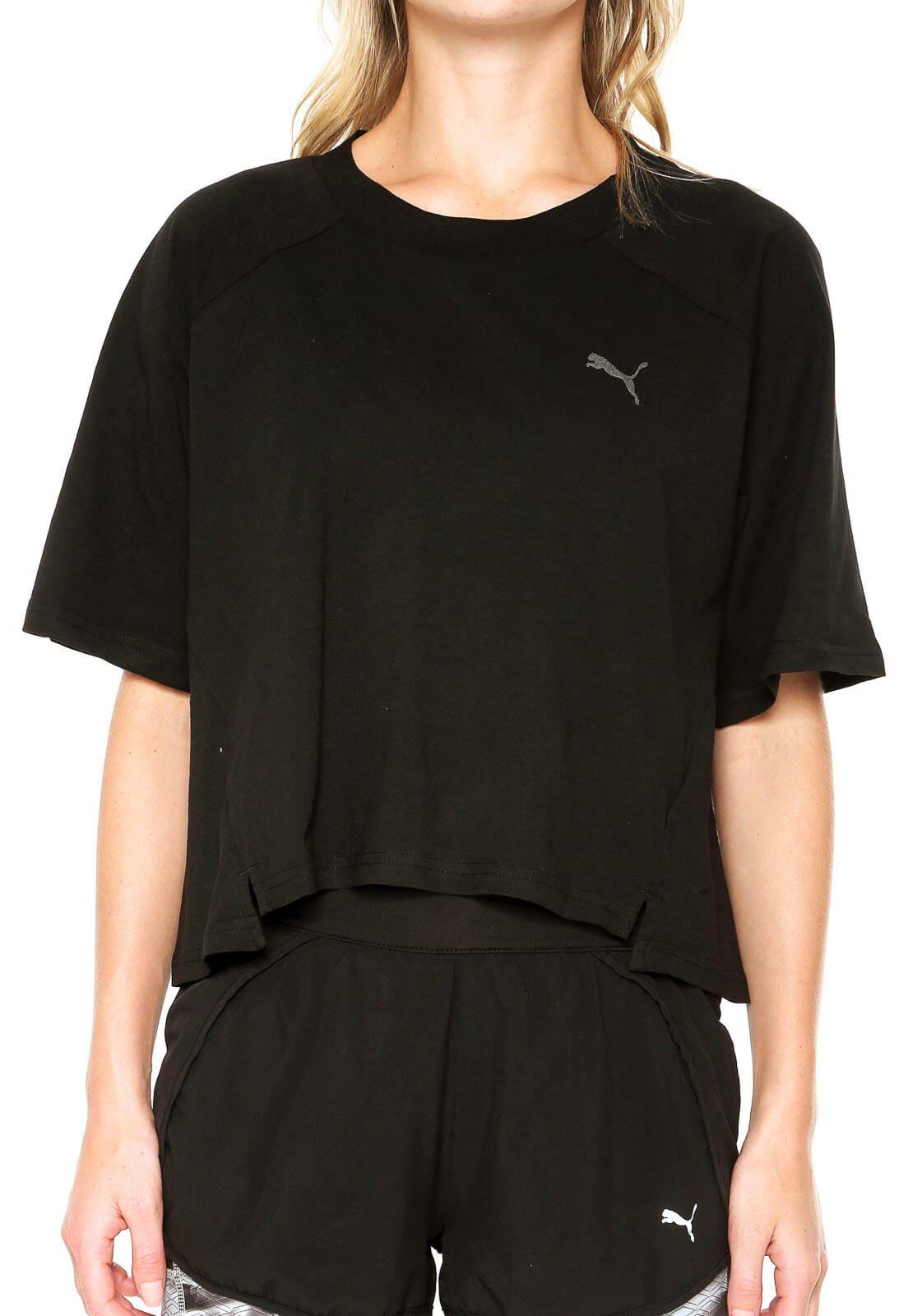 Camiseta Feminina Puma Transition Tee