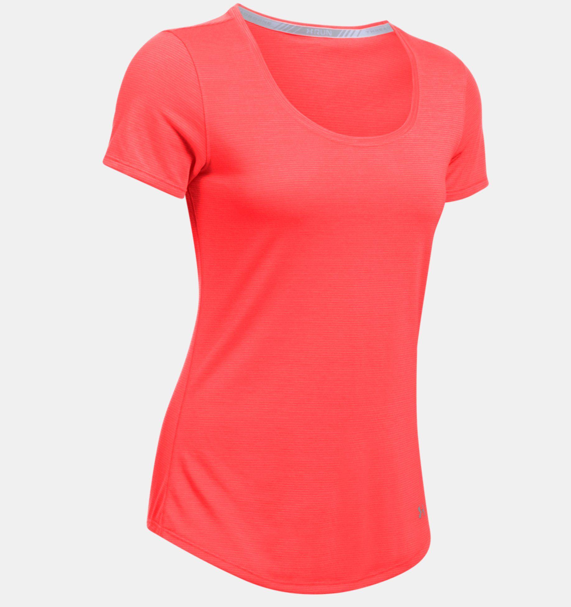Camiseta Feminina Under Armour Tborne Streaker
