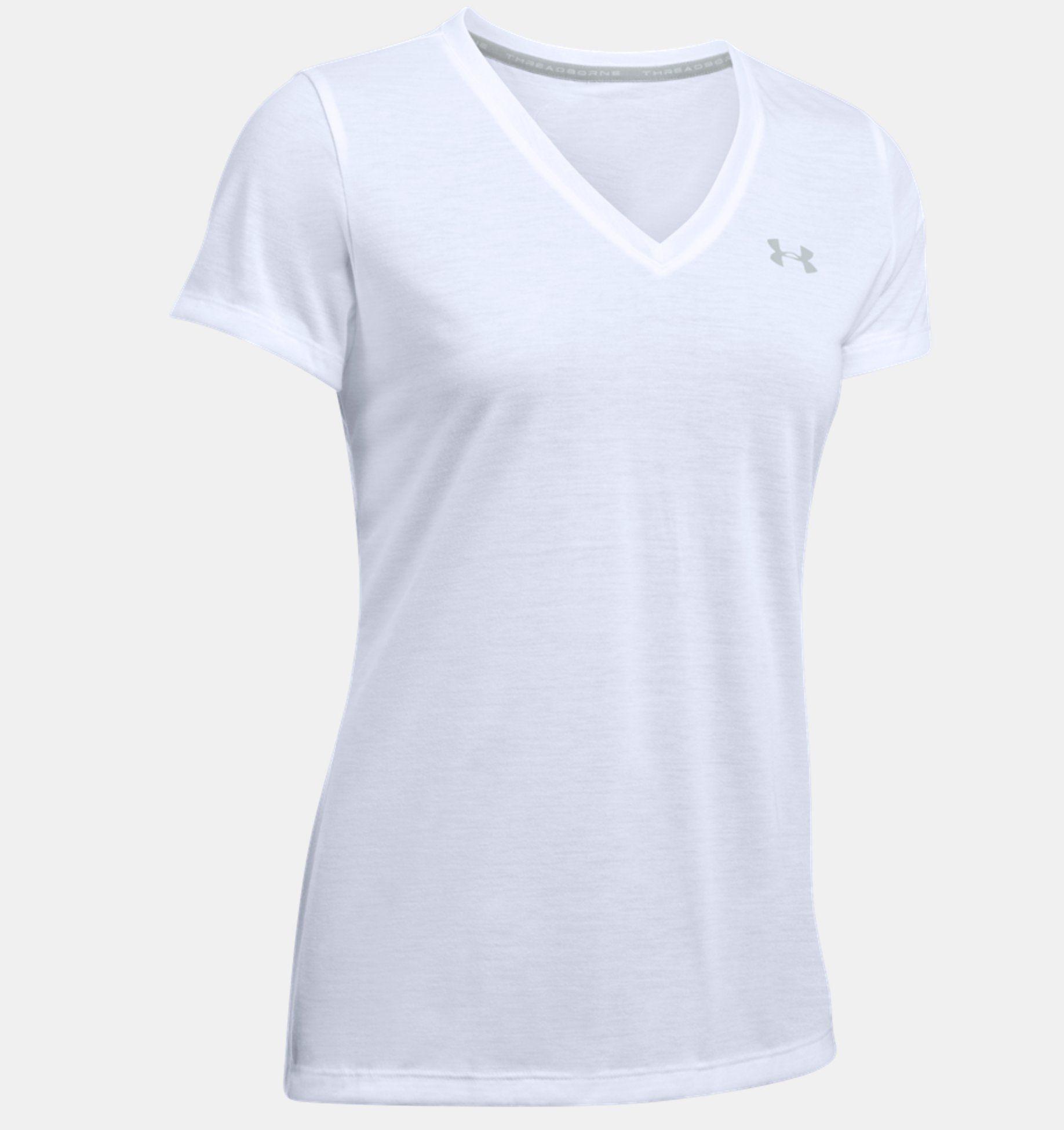Camiseta Feminina Under Armour Threadborne Train