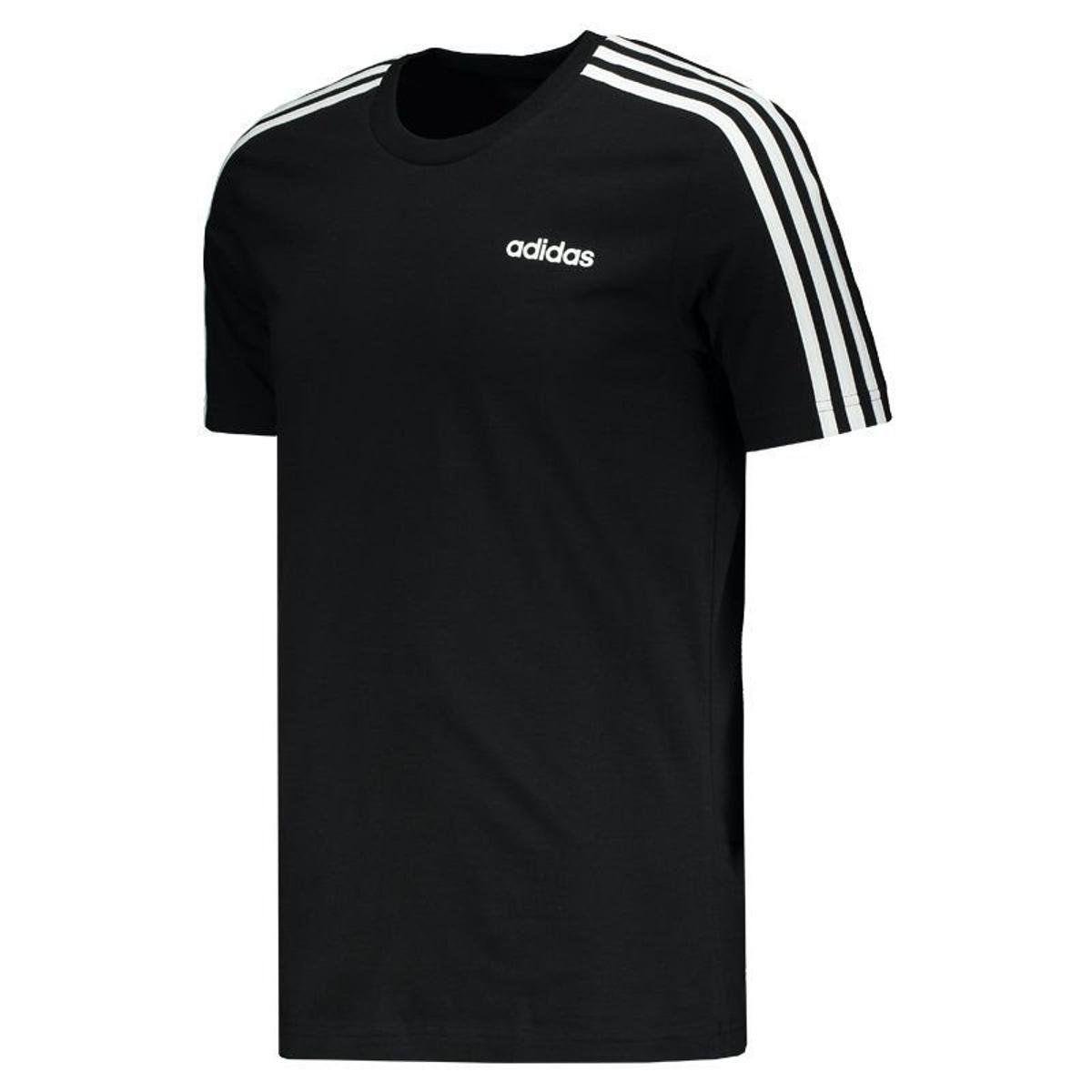 Camiseta Masculina Adidas 3S Tee