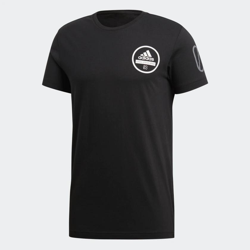 Camiseta Masculina Adidas Di0275 360