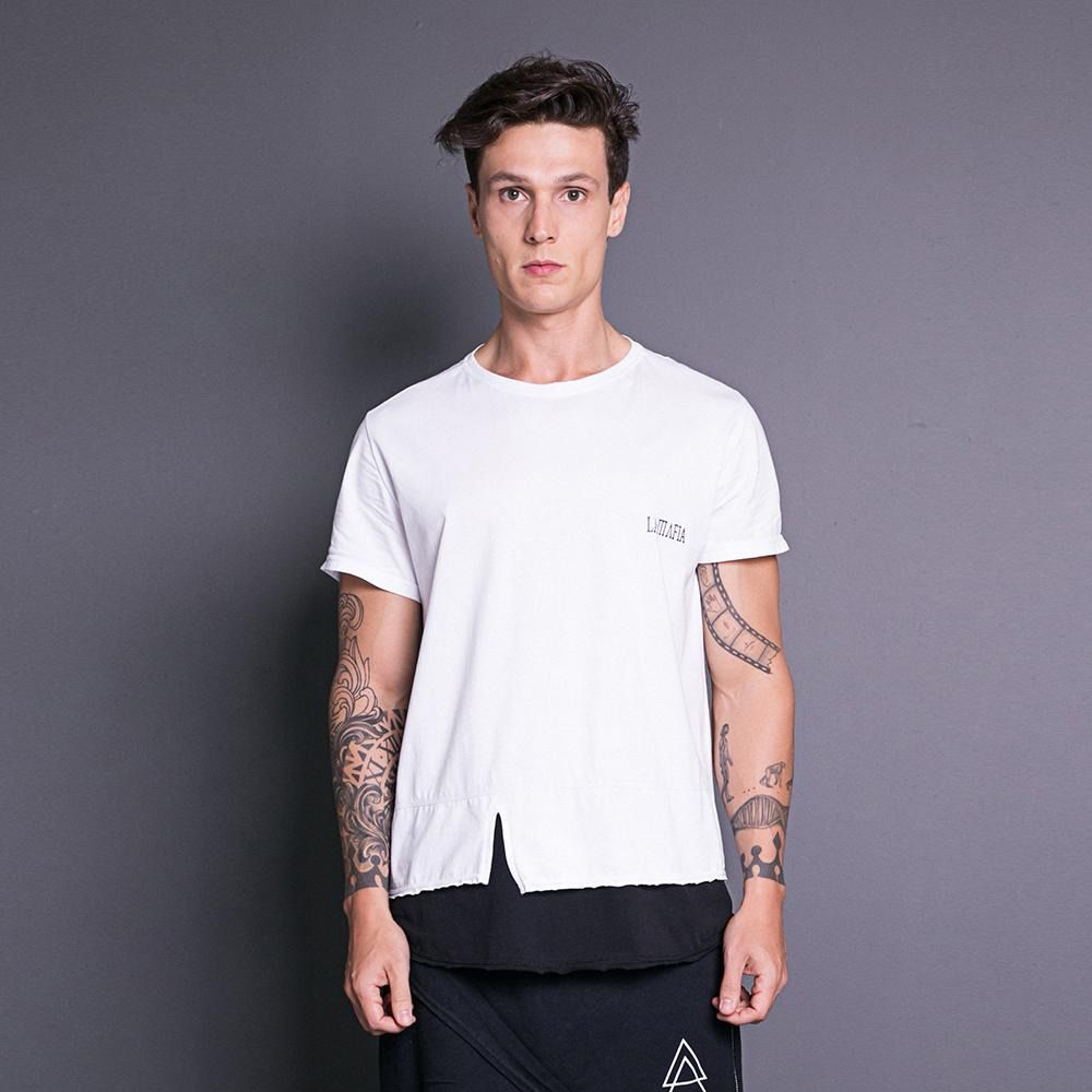 Camiseta Masculina Lamafia Hcs12497