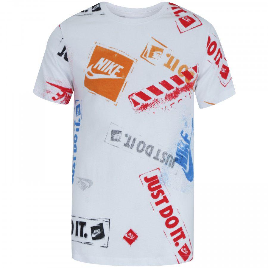 Camiseta Masculina Nike Nsw Tee Remix 5