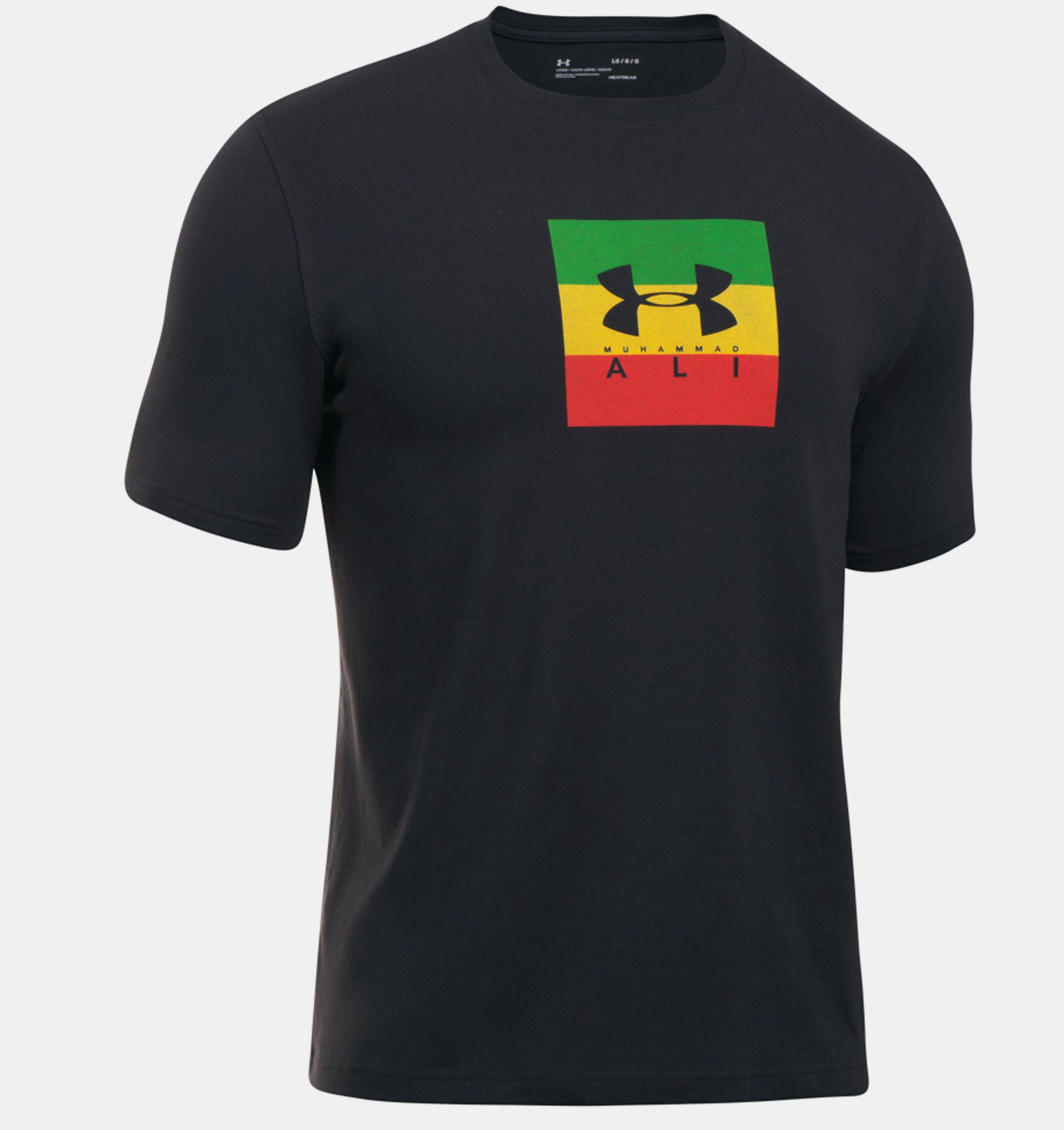 Camiseta Masculina Under Armour Ali Core