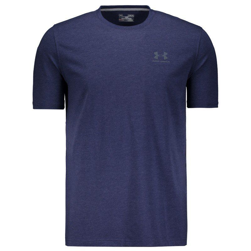 Camiseta Masculina Under Armour Left Chest Lockup
