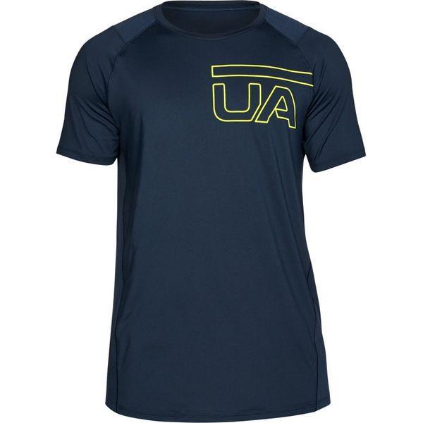 Camiseta Masculina Under Armour Raid 2.0 Graphic Ss