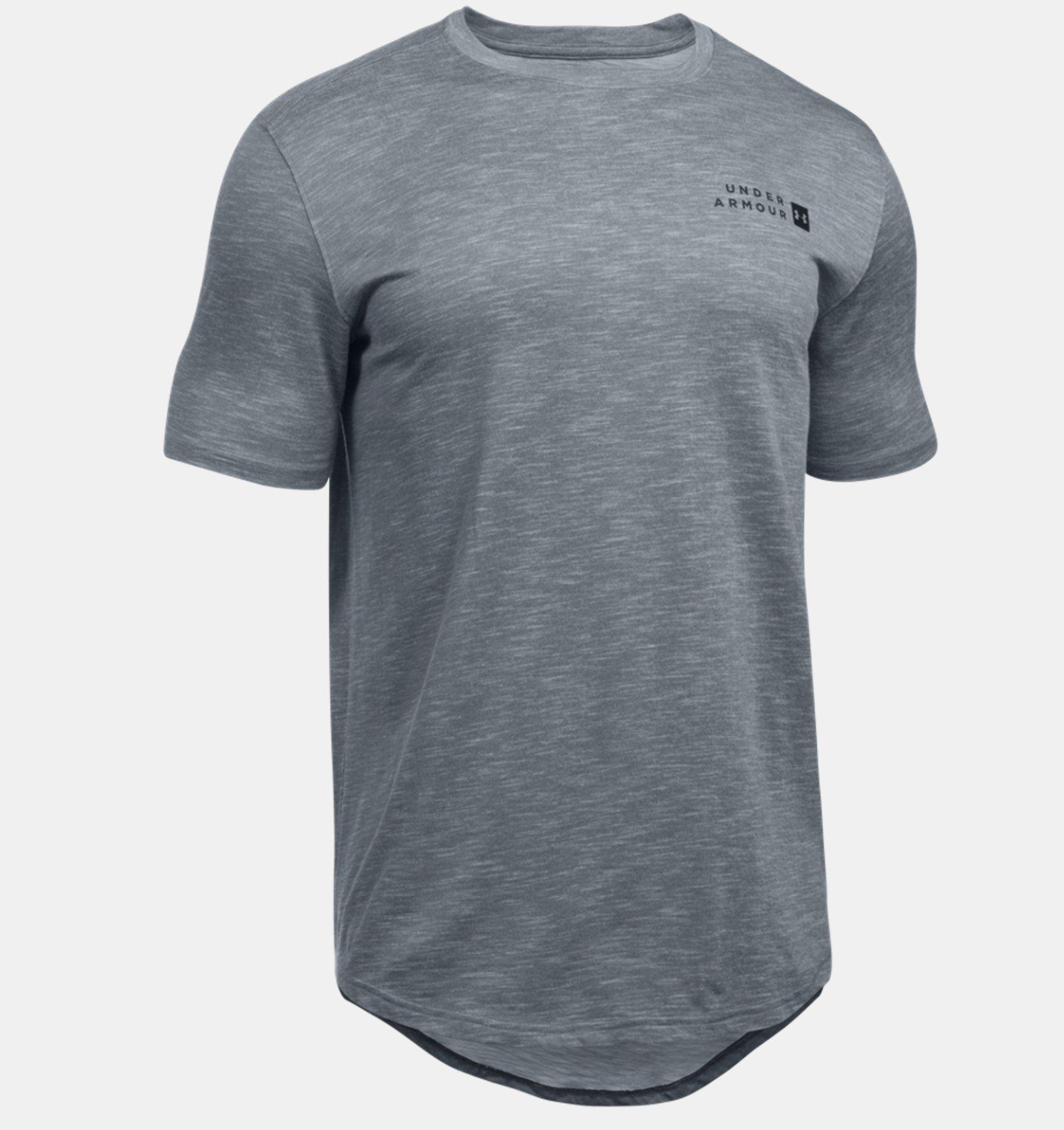 ce7b0c7a5dd Camiseta Masculina Under Armour Sportstyle - BRACIA SHOP  Loja de ...