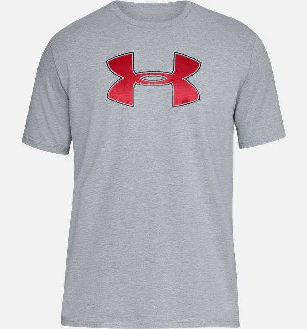 Camiseta Masculino Under Armour Big Logo See