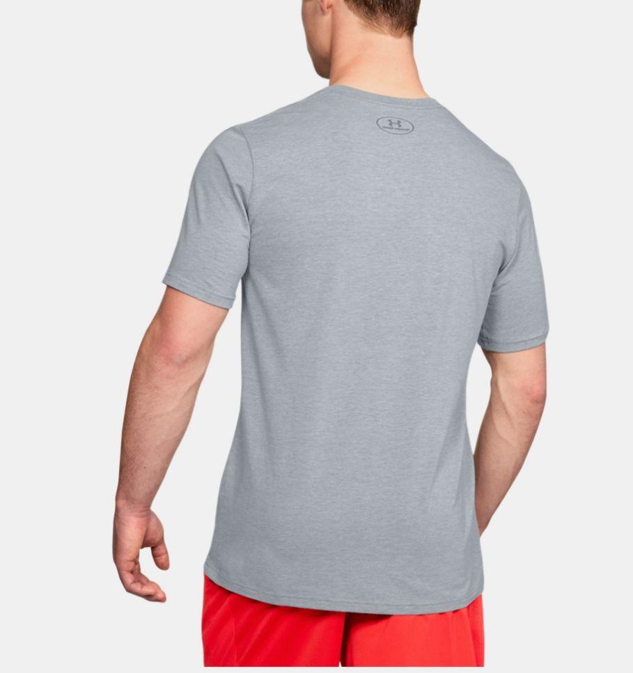 219dd66e4eb Camiseta Masculino Under Armour Big Logo See - BRACIA SHOP  Loja de ...